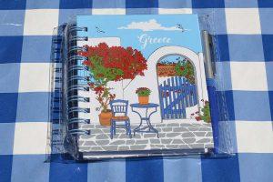 notitieboekje Grieks tafereeltje 2